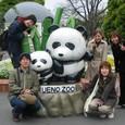 上野動物園です
