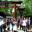 根津神社です