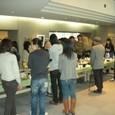 中央美術学園3月展パーティ