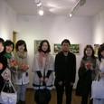 平澤一平先生の個展
