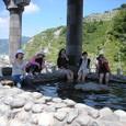 新島の温泉