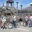 新島サイクリング