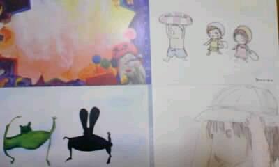ララポ―ト豊洲☆アートフリマ作品