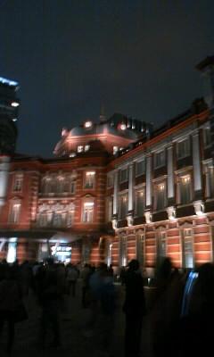 東京駅ニューオープン!